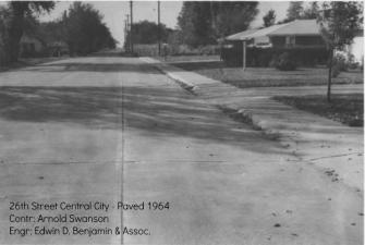 historic pavements